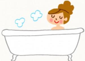 ー5風呂肩こり
